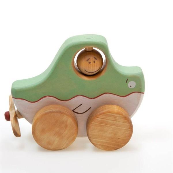 Holzspielzeug Boot