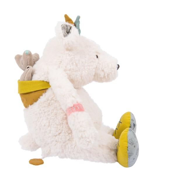 Spieluhr Eisbär Le Voyage d`Olga