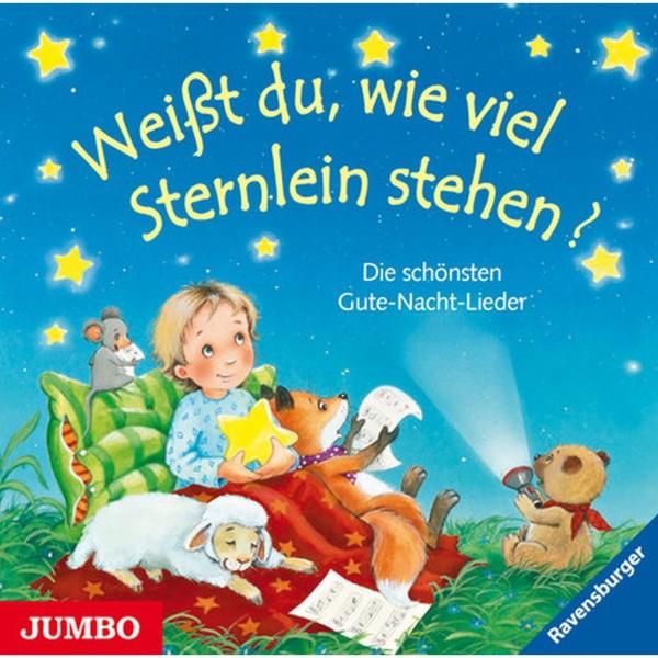 JUMBO Weißt du, wie viel Sternlein stehen? CD