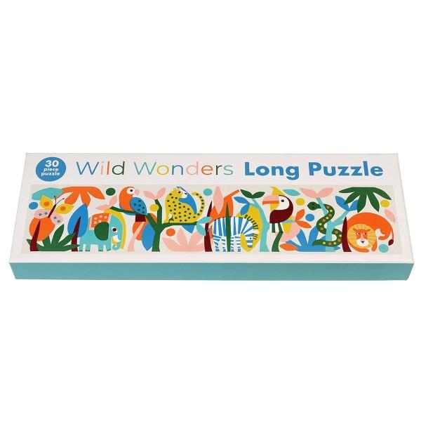 Puzzle Wild Wonders