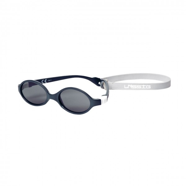 Kinder Sonnenbrille unisex, one size, navy