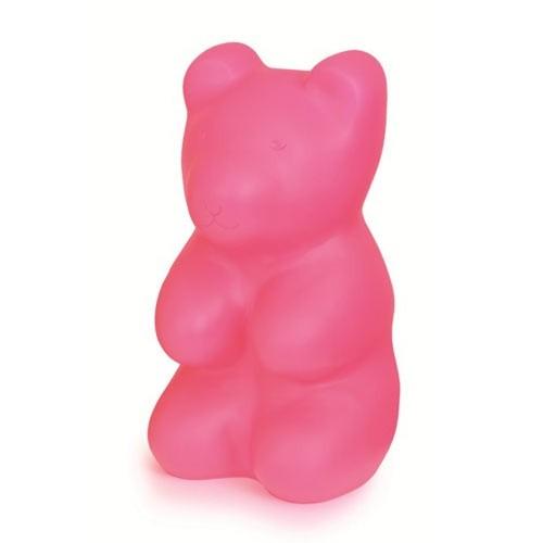 Schlummerlicht Gummibär Pink