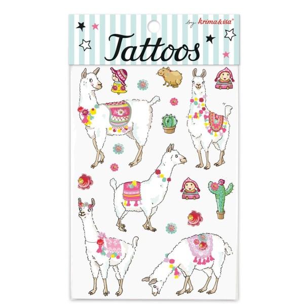 Tattoo Alpaka