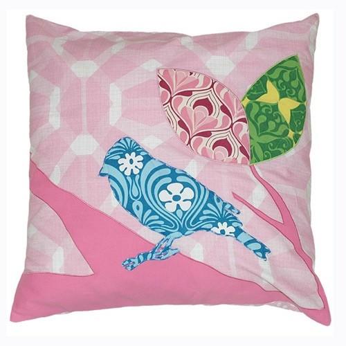 Kissenhülle Inke rosa