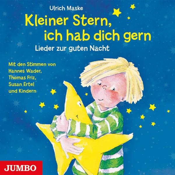 Kleiner Stern, ich hab dich gern CD