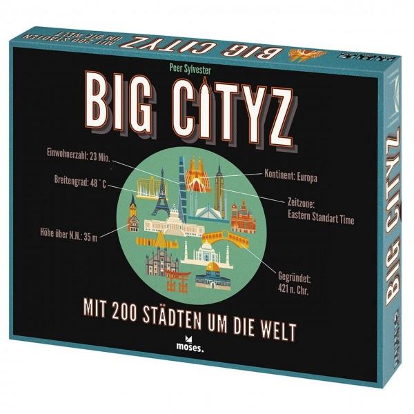Big Cityz - Mit 200 Städten um die Welt