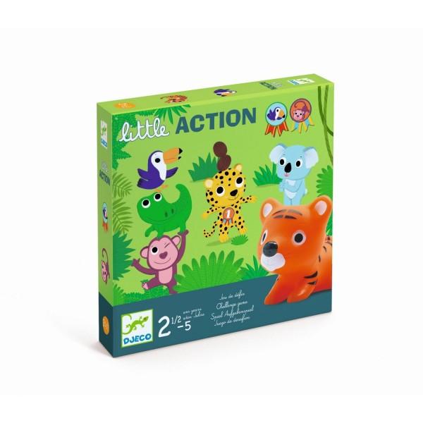 Kleinkindspiele: Little action