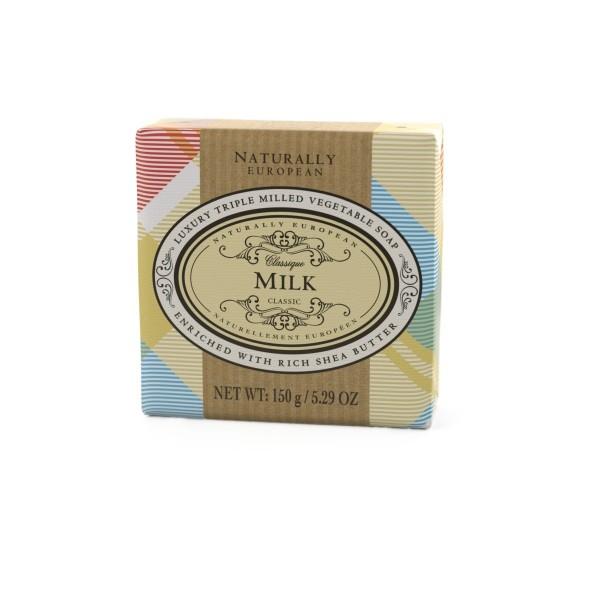 Natural European Milk Seife