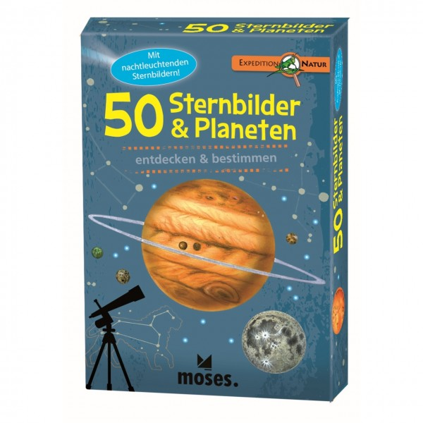 50 Sternbilder & Planeten