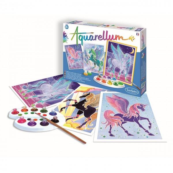 Aquarellum GM: Pegasus