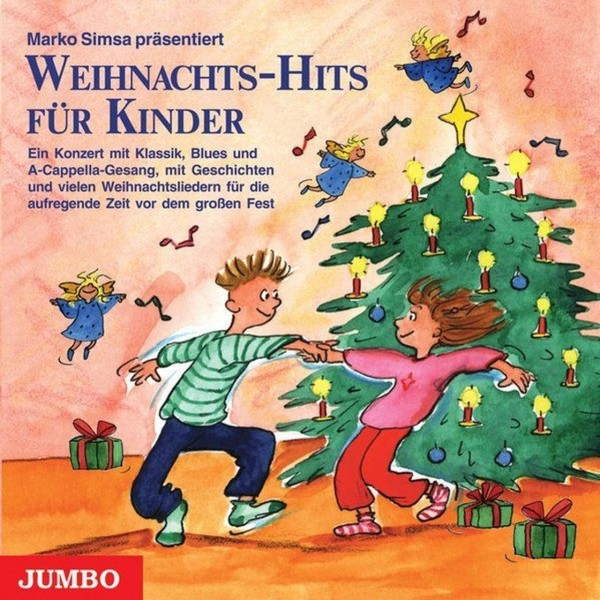 CD: Weihnachtshits für Kids