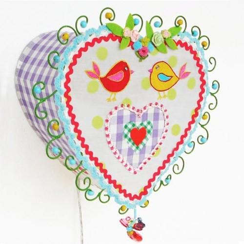 Kinderlampe Heart to Heart
