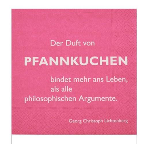 Papierserviette Lichtenberg