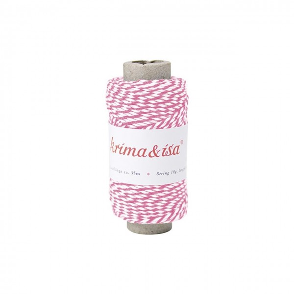 Garnrolle Mini Pink