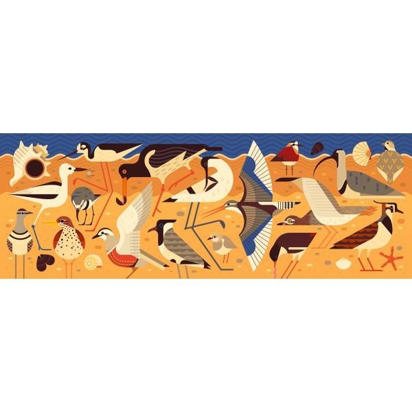 Puzzles gallery: Birds - 1000 Teile