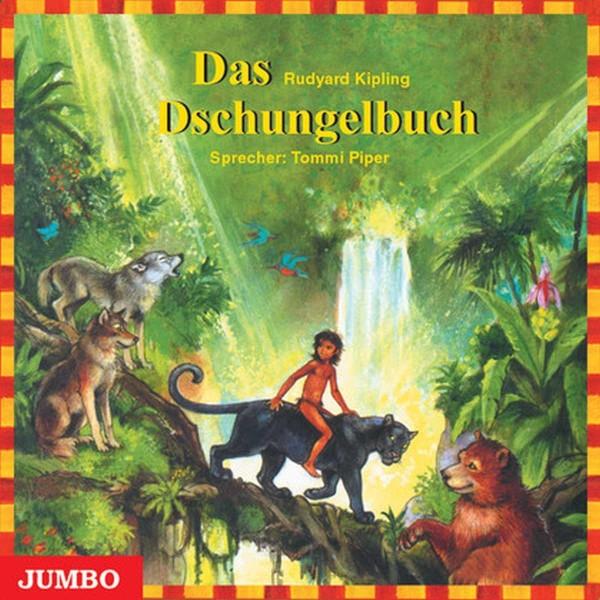 JUMBO CD: Das Dschungelbuch