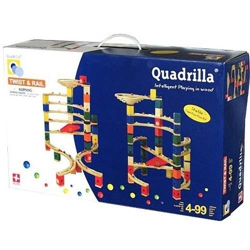 Quadrilla Twist and Rail
