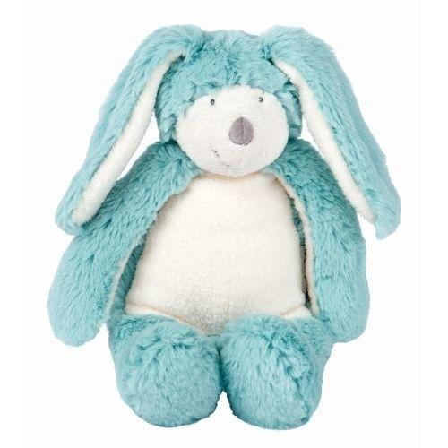 Blaues Plüschtier Kaninchen