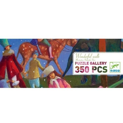 Puzzle Gallery Wonderful Walk - 350 Teile