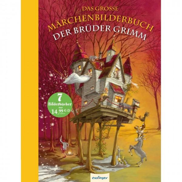 Märchenbilderbuch der Brüder Grimm