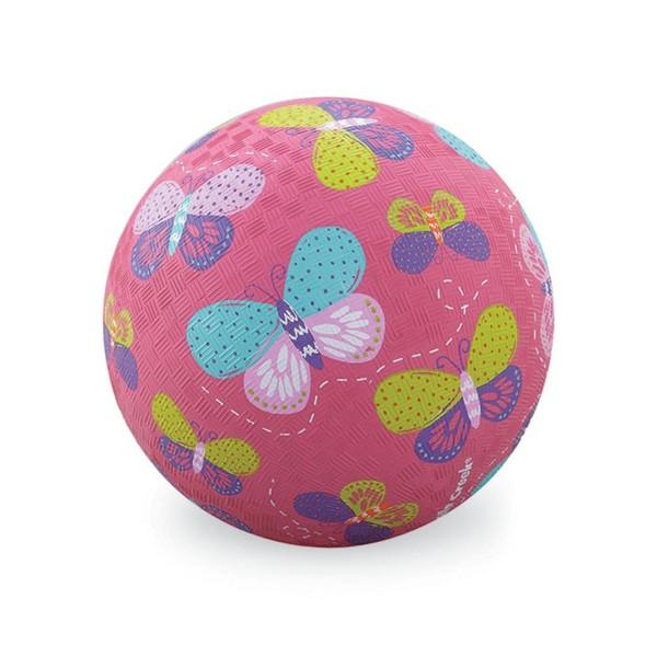 Spielball Pink Butterflies 18 cm