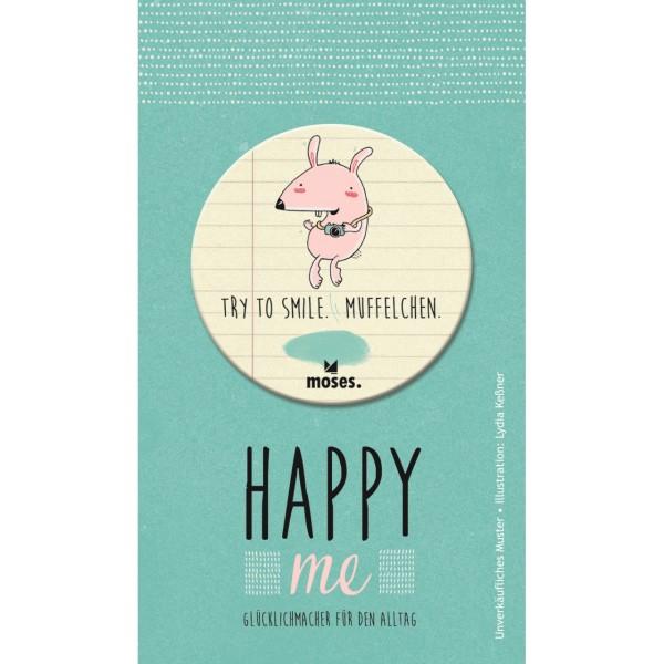 Happy Me Button
