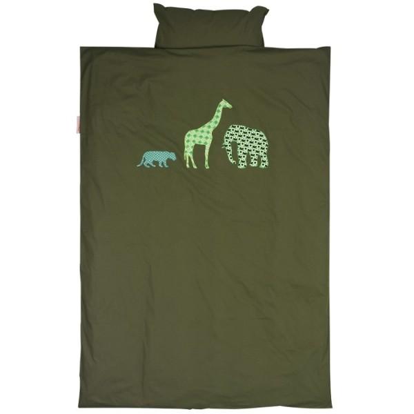 Bettwäsche Safari