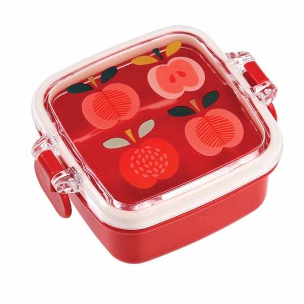 Vintage Apfel Mini Snack Box
