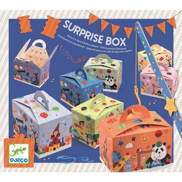 Geburtstag: Überraschung Box
