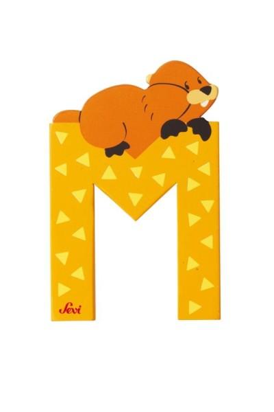 Holzbuchstabe M