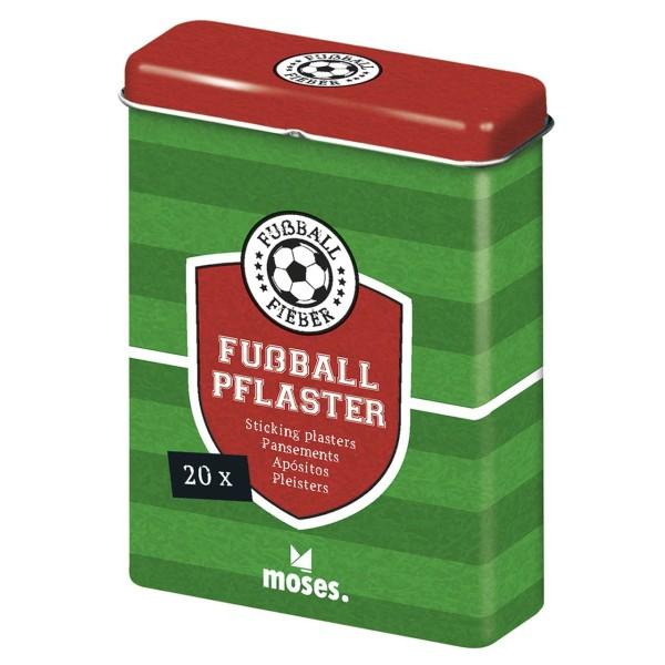 MOSES VERLAG Fußball-Fieber Pflaster