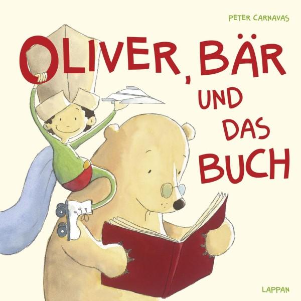 Oliver, Bär und das Buch