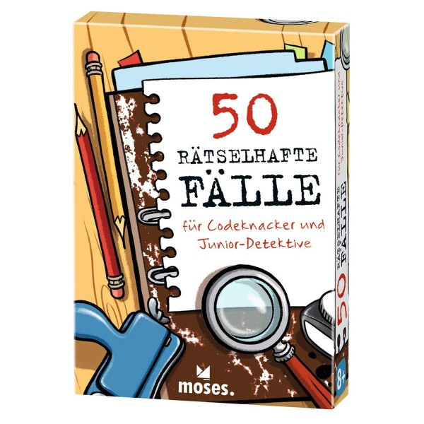 50 rätselhafte Fälle