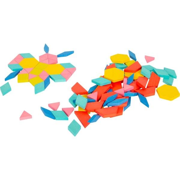 LEGLER Tangram Mosaik-Set XL