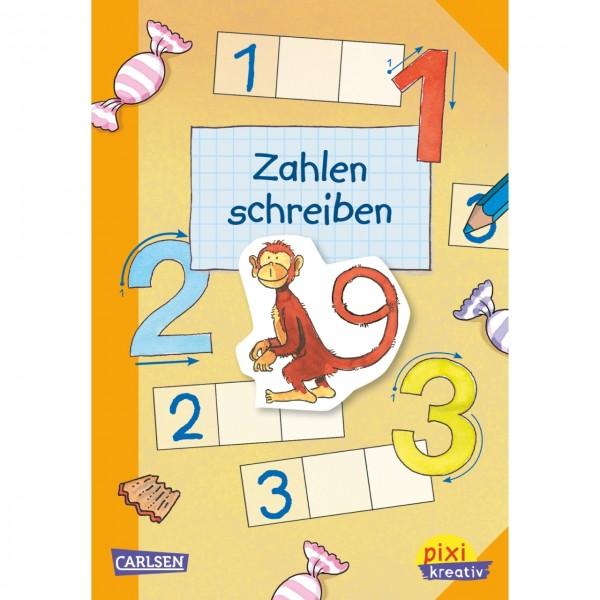 Pixi Kreativ Box Schulanfang- Zahlen schreiben