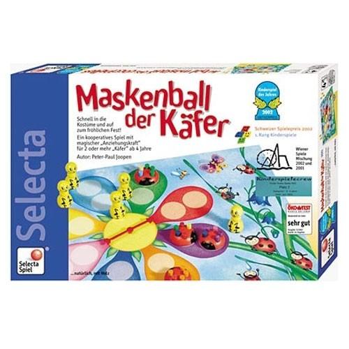Selecta Maskenball der Käfer 4+