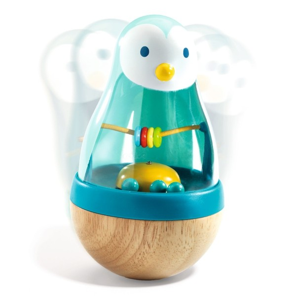 Stehauf Figur Roly Pingui