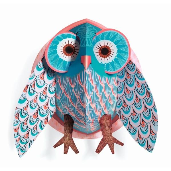 Pop up: Pretty Owl