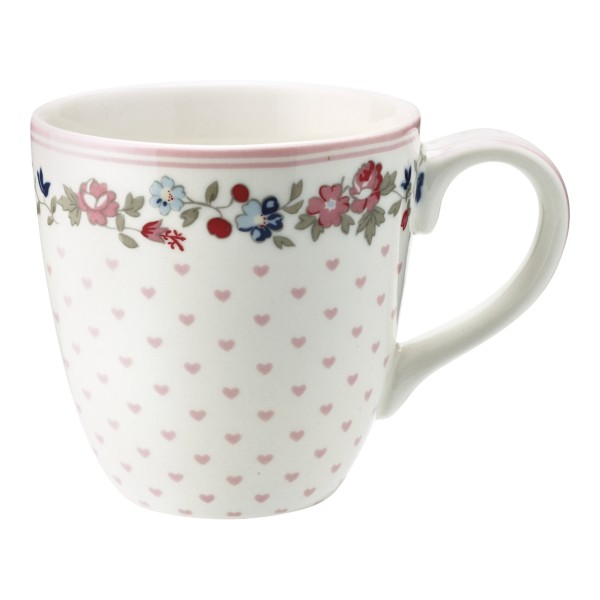 Kinder Tasse Ruby petit white