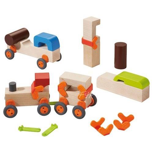 haba holzspielzeug garantiert sicher f r kinder online g nstig kaufen schenken und spielen. Black Bedroom Furniture Sets. Home Design Ideas