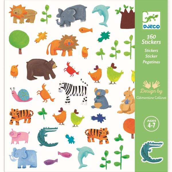 Sticker - Tiere