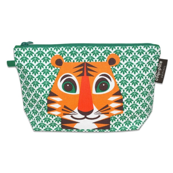"Kulturtasche Tiger ""Mibo"""
