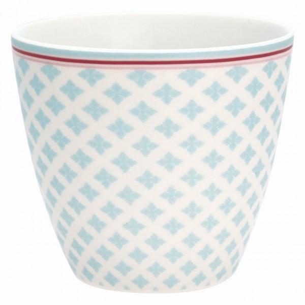 Latte Becher Sasha blue
