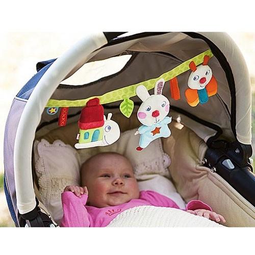 Kinderwagenkette Hase Flipp