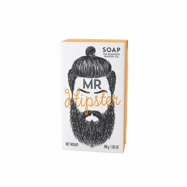 Mr Beard Seife Mr Hipster