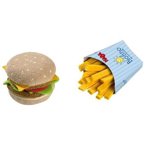 Hamburger & Pommes