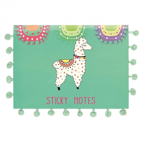 Stickynotes Lama