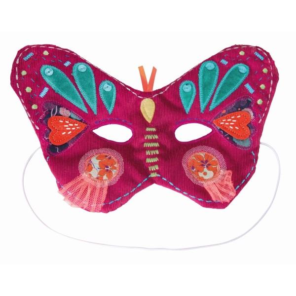 Tiermaske Schmetterling