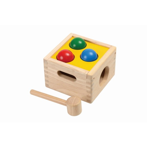 lernspiel schlagen und fallen ab 12 monate holzspielzeug spielzeug schenken und spielen. Black Bedroom Furniture Sets. Home Design Ideas