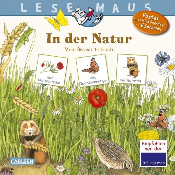 LESEMAUS 202: In der Natur